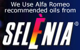 Fiat recommends Selenia Oil